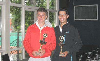 Un trencament fibril•lar a la zona abdominal va impedir que Jordi Massalle disputés la final de la Danish Junior Cup, un torneig de l'ITF Junior Circuit disputat a la localitat danesa d'Aarhus, per a la que tant brillantment s'havia classificat malgrat no estar a la llista de favorits.