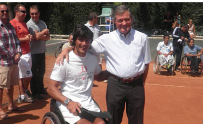 Tur, campió del Obert Internacional Lleida - Ortopèdia Rubio