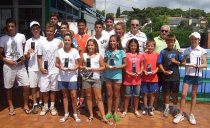 Circuit Juvenil d'Estiu 2011 al CT Segur.