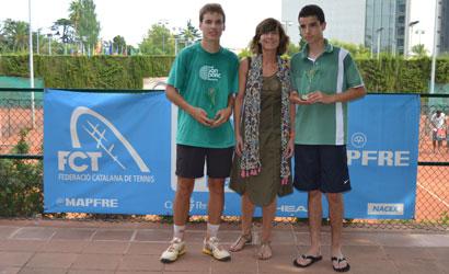 Finalistes Circuit Juvenil David Lloyd-RCT Turó