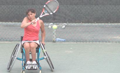 Elena Jacinto guanyadora al Internacional en Cadira de Rodes