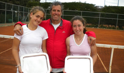 Andrea Lázaro i Miriam Rosell
