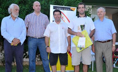 Daldo Bonet, campió del IX Open de Coma-ruga.
