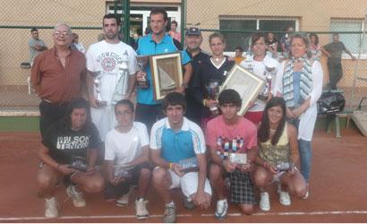 Finalistes del Ciutat de Sant Feliu de Guixols 2011.