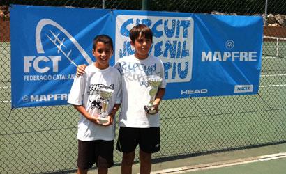 Circuit Juvenil d'Estiu de la FCT al Torremirona Sports i Spa.