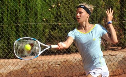 Golubic, campiona de l'ITF Women's del CT Lelida.