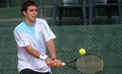 Jordi Samper, campió de l'ITF Futures de Soko Banja.