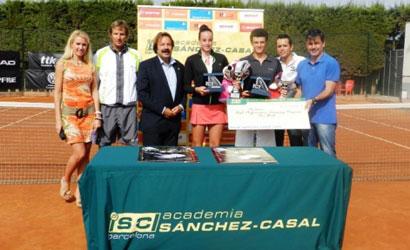 Guanyadors de la Sámchez-Casal Junior Cup 2011.