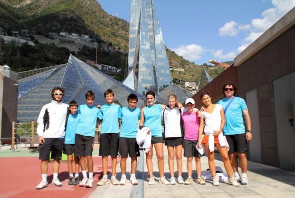 La Selecció de Lleida, doble campiona de la Transpirineus