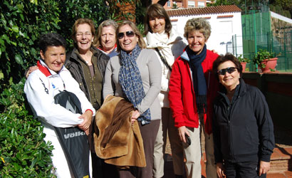 El CT Barcino, Campió de Catalunya Sènior +60 Femení 2011