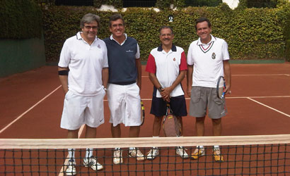 RCT Barcelona-1899, Campió de cataluna Sènior +55 Masculí 2011