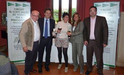 Campionat de Catalunya de Periodistes Circuit El Corte Inglés 2011