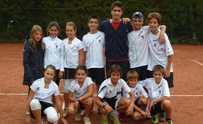 El CT de La Salut, campió del Trofeu Generalitat Aleví 2011.