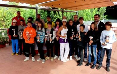 L'Open Sícoris Club corona els campions de la segona edició