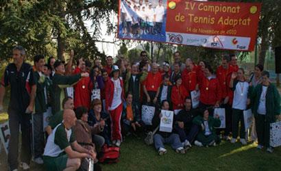 V Campionat de Tennis Adaptat al CDTH