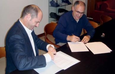 La Federació i l'INEFC Lleida signen un conveni de col·laboració