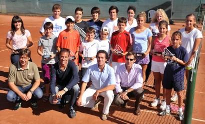 Una campiona i tres finalistes al  Màster del Circuit Juvenil d'Estiu