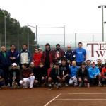 El CT Balaguer acull amb èxit el primer Campionat Twins-Borèe
