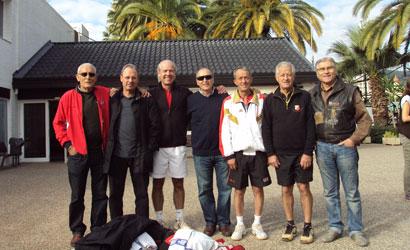 CT Tarragona, Campió de Catalunya Sènior +60 Masculí.