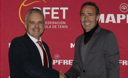 Alex Corretja, nou Seleccionador espanyol de Copa Davis.