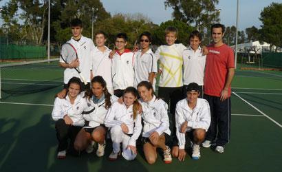 El CT de La Salut, campió del Trofeu Generalitat de Dobles Mixtes 2011