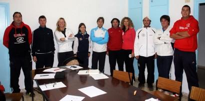 Reunió d'entrenadors responsables d'Escola dels Clubs Lleidatans