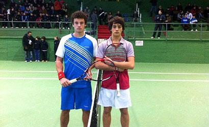 David Biosca, campió de l'ITF Junior de Pontevedra 2012