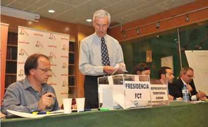 Eleccions a la Presidència de la FCT.