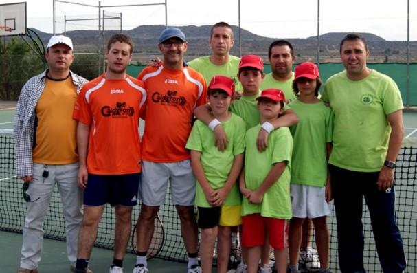 L'Open Tennis Ciutat de les Borges s'apropa al seu equador