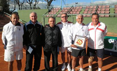 CT de la Salut, Campió d'Espanya +50 2011