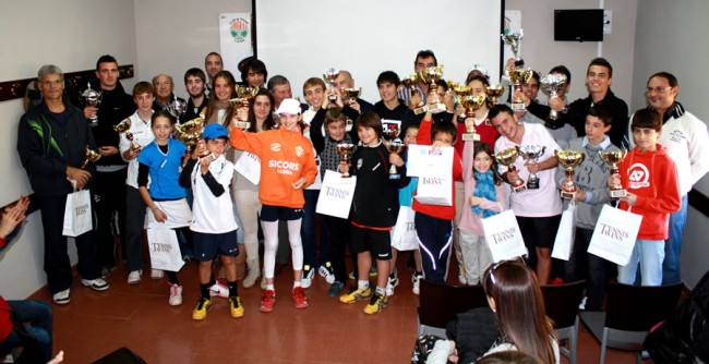 El II Open Twins viu amb èxit la  seva segona edició al CT Urgell