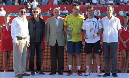 David Ferrer, campió i Nicolas Almagro, finalista a l'ATP Buenos Aires 2012