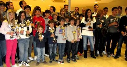 El CT Lleida guardona els millors del Campionat Social de 2011
