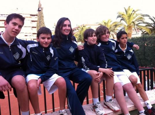 El CN Lleida, el cinquè millor equip Infantil Or de Catalunya