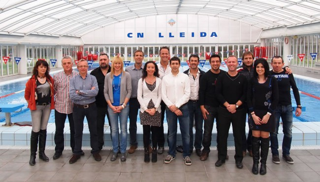 La junta encapçalada per Talavera, reelegida al capdavant del CN Lleida