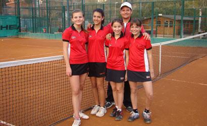 EL CT Tarragona, campió de Catalunya Infantil Femení per equips B i C