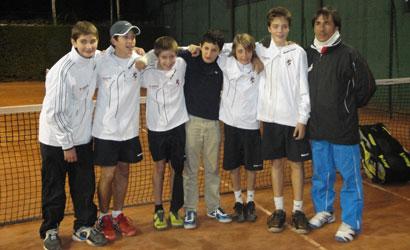 CT de La Salut, campió de Catalunya Infantil Masculí Categoria B i C