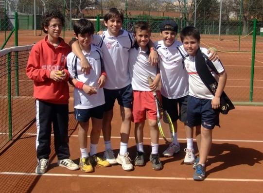 Lleida, al Català Aleví per equips