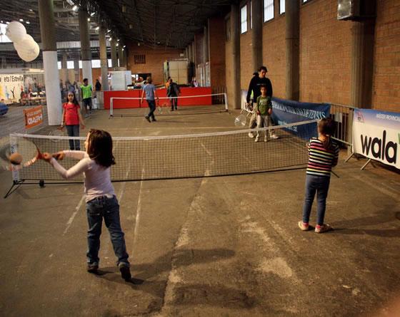 El tennis, present un cop més al Cucalòcum Primavera