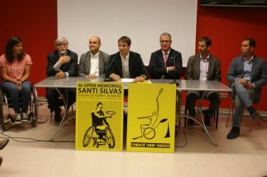 Presentació 4T OPEN MEMORIAL SANTI SILVAS