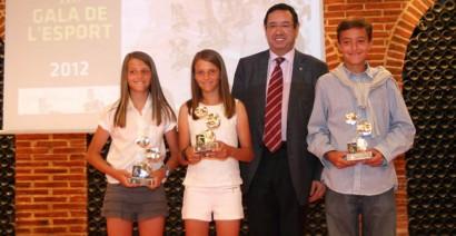 El tennis, protagonista a la Gala de l'Esport Lleidatà