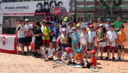 El Trofeu Puntazo reuneix més de 30 tennistes al Sícoris