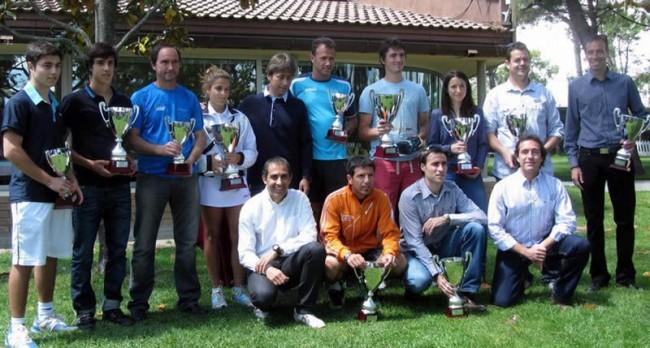 L'Open CT Lleida ja coneix els seus sis primers campions