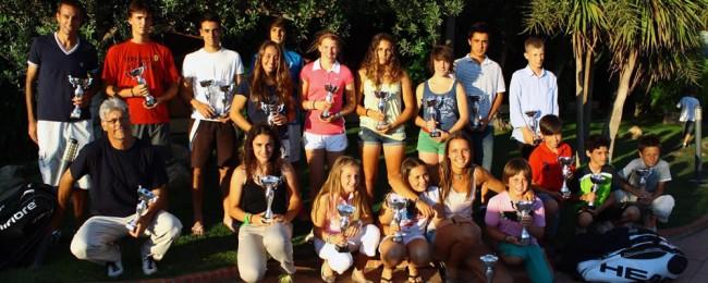 Palomar i Vives guanyen l'Aniversari del CT Urgell