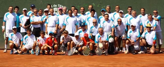 El CT Urgell viu una nova edició de les 12 hores de dobles