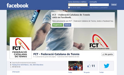 La FCT ja té perfil al Facebook