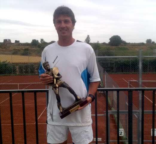Albert Bergadà, del CT Balaguer, escollit millor tècnic a la Gala de l'Esport Balaguerí