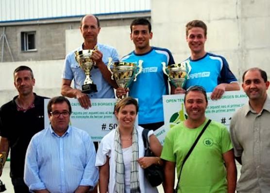 Francesc Reig s'emporta el IV Open Tennis Borges