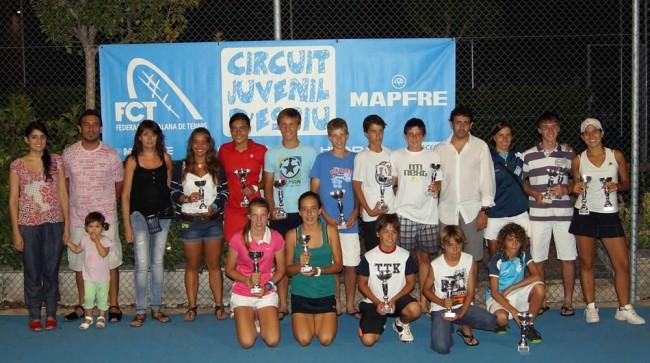 El CN Lleida celebra la seva prova del Circuit Juvenil