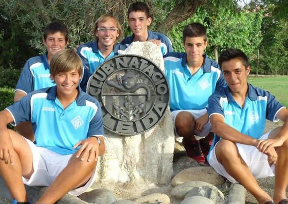 El CN Lleida va oferir una bona imatge a l'Estatal Infantil